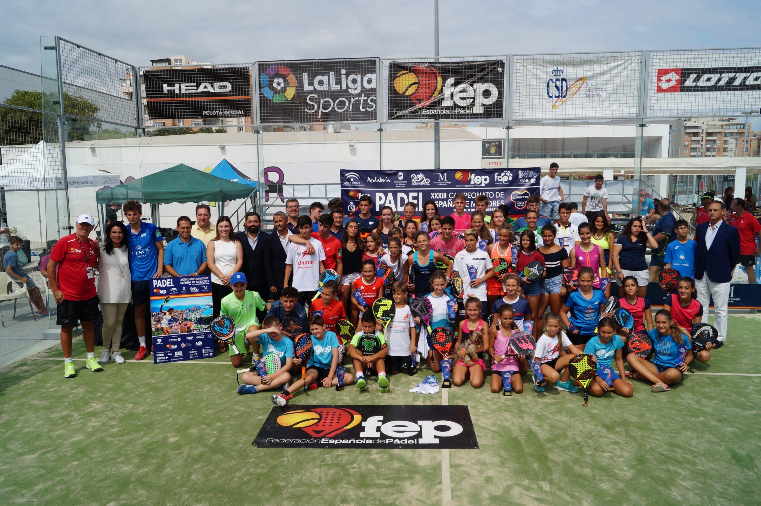Campeonato de España de Menores de Pádel 2019